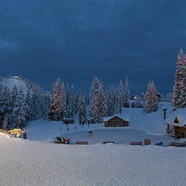 Eti Reid - Winter fairy tale at Grouse Mountain