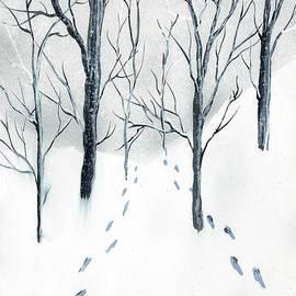 David Bartsch - Winter Footprints