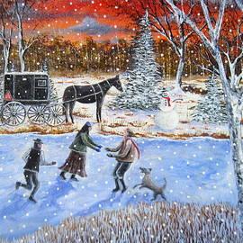 Brian Mickey - Winter Fun