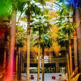 Walter Zettl - Winter Garden in the old WTC