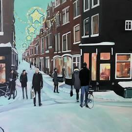 Plum Ovelgonne - Winter in Amsterdam