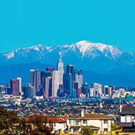 Art K - Winter in Los Angeles