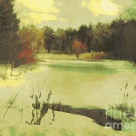 Marcia Lee Jones - Winter in New Hampshire