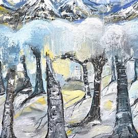 Evelina Popilian - Winter in the Woods