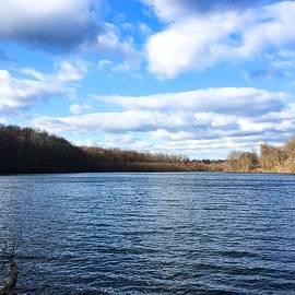 Doug Swanson - Winter Lake and Sky