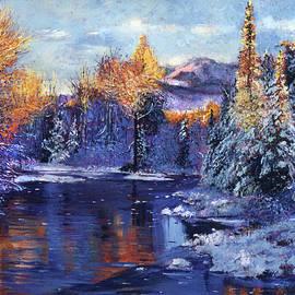 David Lloyd Glover - Winter Lake Memories