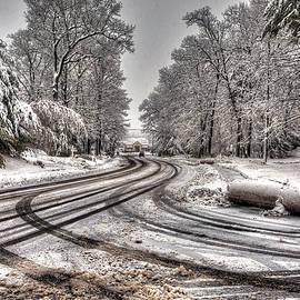 Alex Galkin - Tracks In The Snow