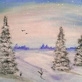 Olga Zavgorodnya - Winter Landscape