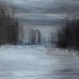 Natalia Plachta Fernandes - Winter Lanscape I