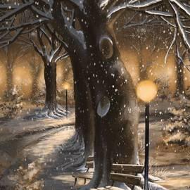 Winter magic - Veronica Minozzi
