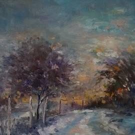 Natalia Bardi - Winter magical night