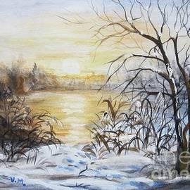 Vesna Martinjak - Winter Morning