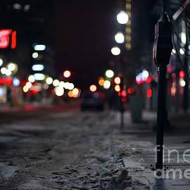 Winter Nights - Ian McGregor