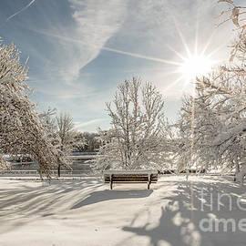 Tony Baldasaro - Winter on the Exeter River