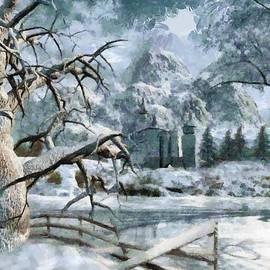 Mario Carini - Winter Paradise