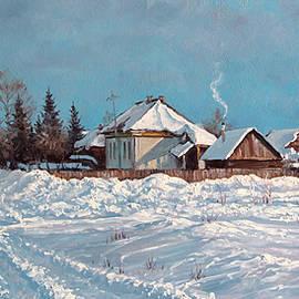 Alexander Volya - Winter path