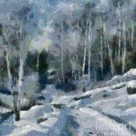 Dragica Micki Fortuna - Winter Path