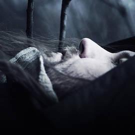 Winter portrait - Joanna Jankowska