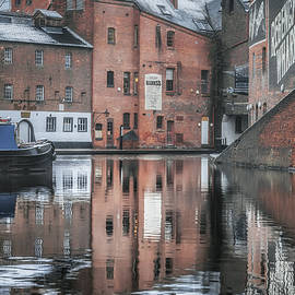 Winter Reflections at Gas Street Basin - Chris Fletcher