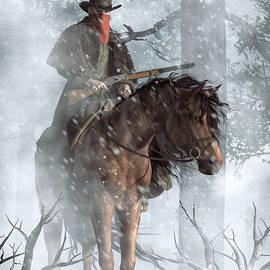 Daniel Eskridge - Winter Rider