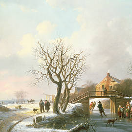 Winter Scene - Unknown