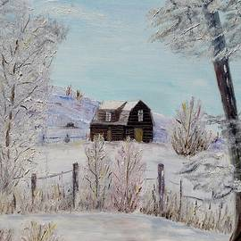 Marilyn  McNish - Winter solace