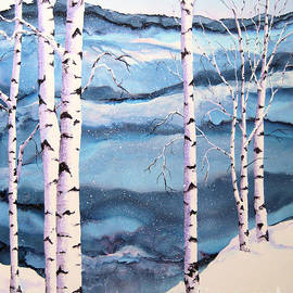 Diane Marcotte - Winter Solitude
