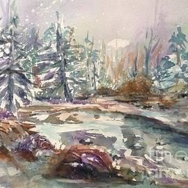 Ellen Levinson - Winter Woods