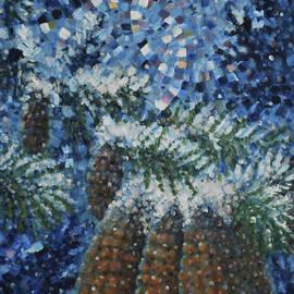 Jim Rehlin - Winter Spruce / Full Moon