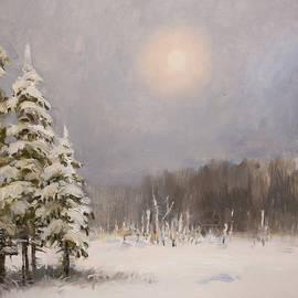 Valentina Kondrashova - Winter Stillness