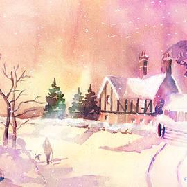 Arline Wagner - Winter Stroll