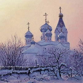 Alexander Volya - Winter Sunrise