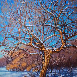 Fiona Craig - Winter Tree 1