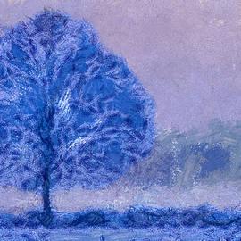 Greg Collins - Winter Tree