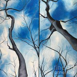 Marie Spence - Winter Trees