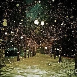 Debra Banks - Winter Wonderland - New York