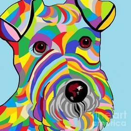 Eloise Schneider - Wire Fox Terrier