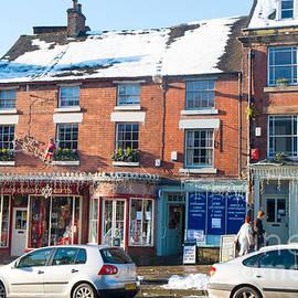 Wirksworth Derbyshire England