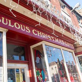 Wirksworth Derbyshire Gift Store