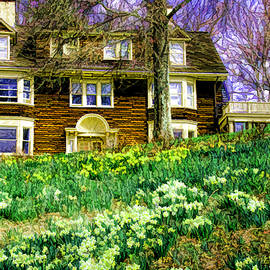 Allen Beatty - Wisner House Reeves - Reed Arboretum 2