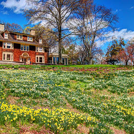 Allen Beatty - Wisner House Reeves - Reed Arboretum 4