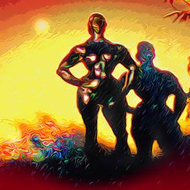 Joe Paradis - Witness At The Creation of Eve