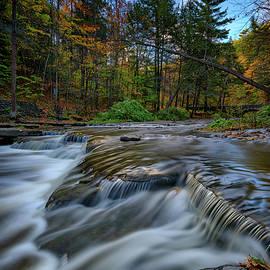 Wolf Creek Autumn - Rick Berk