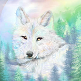 Carol Cavalaris - Wolf - Spirit Of Illumination