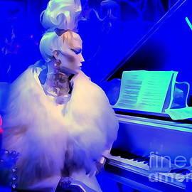 Ed Weidman - Woman At Piano