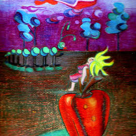 Genevieve Esson - Woman Guarding The Apple