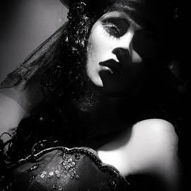 Daniel Gomez - Woman in Black
