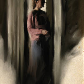 Woman in the Hall - H James Hoff