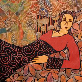Susan Lishman - Woman Reclining