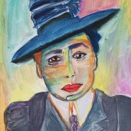 Carol Duarte - Woman With A Hat
